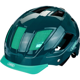 ABUS Hyban 2.0 Kask, core green